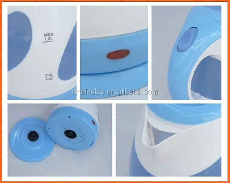 Mini lectrique en plastique bouilloire voyage h tel - Mini bouilloire de voyage ...