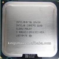 intel core 2 quad processor Q9650 core 2 duo E4300 E4400 E4500 E4600