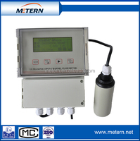2015 hot sales low cost ultrasonic digital air flow meter