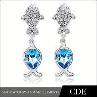 Imitation Jewellery Making Materials for Crown Stud Earring 2015