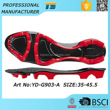 New Design Shoe Sole Trade Mens Tpu Soccer Sports Women'S Ladies Outsoles