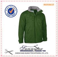 Sunnytex outdoor cheap clothes warm men winter jacket