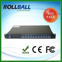 high quality optic fiber cwdm mux / demux module