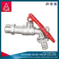 brass locked water tap of OUJIA ZHEJIANG