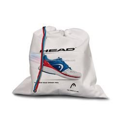 canvas shoes drawstring bag,cotton shoes pouch