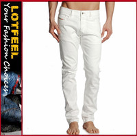 fashion wholesale High quality ripped slim fit man denim jeans pents drop shipping (LOTD056)