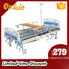 On Sale ! !! On Sale ! ! ! Multi-function Cheap Manual Paramount Hospital Bed for Sale