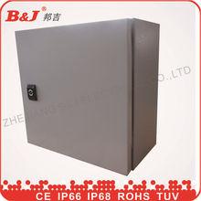 high quality IP66 electricalsheet metal waterproof outdoor electrical box/steel electrical distribu/metal distribution box