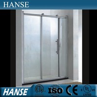 HS-OEM-D cheap shower screen/ fiberglass shower doors/ tempered glass shower screen