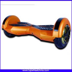 2015 the most fashionable and environmental Off road mini 2 wheel self balancing scooter motorcycle with bluetooth