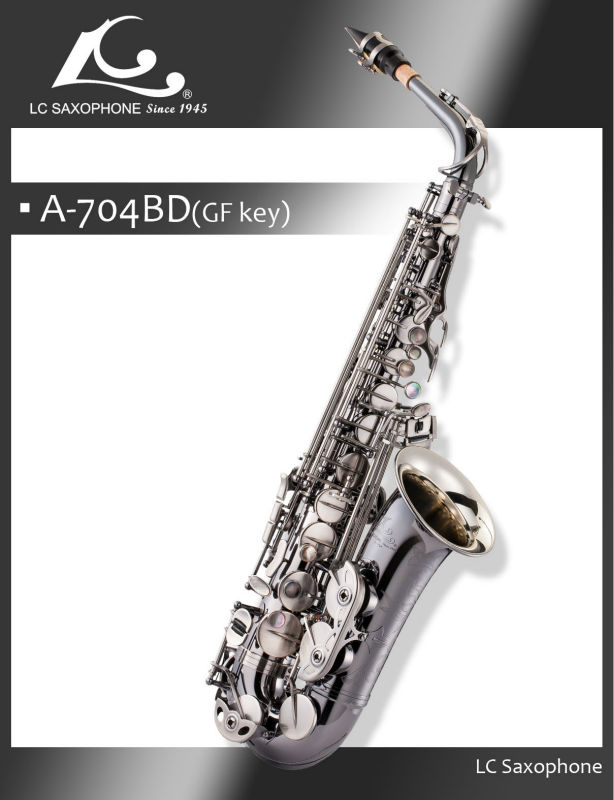 how to play key g on alto sax