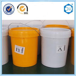Epoxy glue for plastics