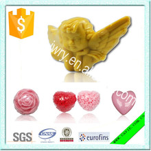 38g Lovely gift angel shaped scented adult baby bath and body toilet soap