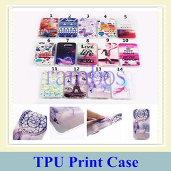 New Special DIY Paint TPU Soft Back Phone Case Cover for iPhone 6 6 Plus for Samsung Galaxy A3 A5 S6