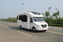 Hot RV coaches outing car, Leisure accommodation vehicles ,Qixing brand,