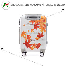 ABS,PC luggage, travel trolley suitcase