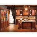 2014 oppein italia de madera sólida del gabinete de cocina modernos gabinetes de muebles de madera