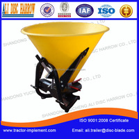 CDR-600 tractor mounted PVC fertilizer spreader