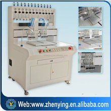 Easy operation 12 clolor automatic pvc resin dropping machine