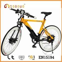 racing lightweight city lady electric bike