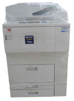 Good condition Ricoh Aficio MP1075 used machine copiers