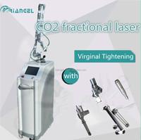 RF tube CO2 laser for wrinkle spot scar pigment removal equipment