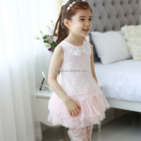 2 years pink wholesale clothes design baby girl frock patterns for kids dress