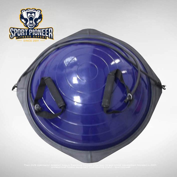 Bosu Ball Original: Wholesale PVC Pilates Balance Trainer Bosu Ball