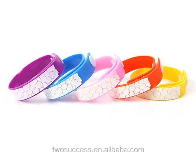 Silicone mosquito repellent bracelet anti mosquito bandeffective anti mosquito bracelet .jpg