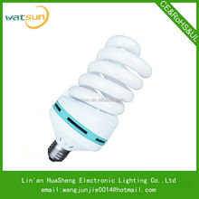 Tri-color powder high lumen energy saving lamp 23w with good quality