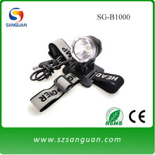 buy direct from china CREE XM--L LED 1000lumens led light for bike decoration