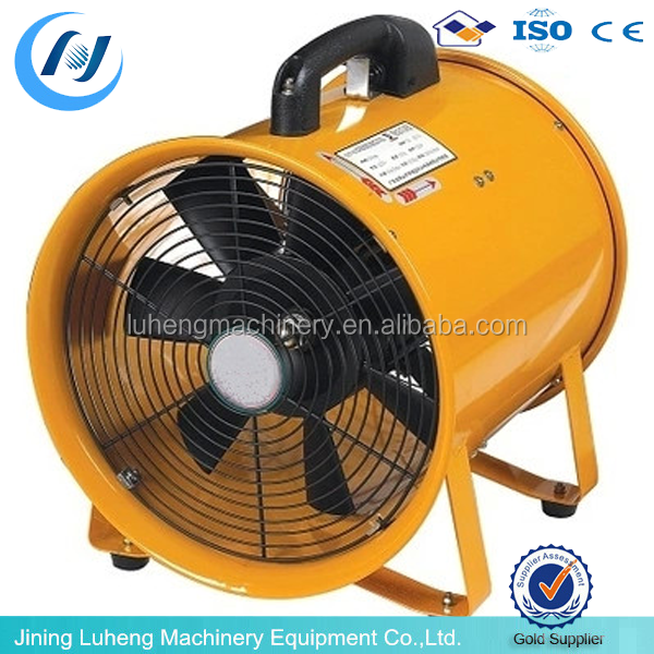 Industrial Exhaust Fans For Fumes : Industrial exhaust fan portable used fans stand