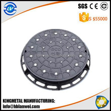 water meter cast iron manhole cover with frame price