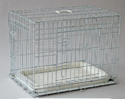 hot sales in Europe High Quality Material Wholesale Large Metal Dog House Cage,