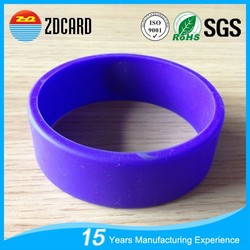 ZDCARD Silicon / Nylon / PVC / Disposible Wristband Wholesale