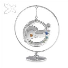 personalizzati bella nastro cromato cristalli taurus segno zodiacale