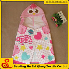 children cartoon baby hooded bath towel wholesale