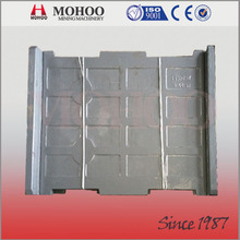 Metso Nordberg C106 crusher jaw plates Sandvike UJ640 Jaw Plate