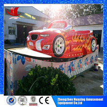 factory direct rides hot sale attractive amusement park rides mini flying car