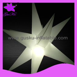 2015Gus-LT-199 inflatable glow in the dark nude stars