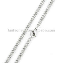 simple Link necklace stainless steel,new chain necklace