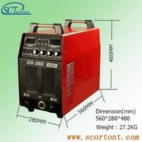 350 a longevity Igbt DC 200-500A inverter mig welding machines