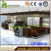 Cusom make mobile coffee shop , outdoor fast food kiosk , Container coffee shop design