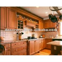 knocked down frameless kitchen cabinet