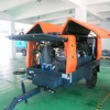 Diesel driven air cooling type portable compressors !