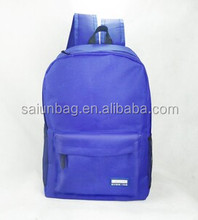 600D polyester materials Hippie backpack bag for school