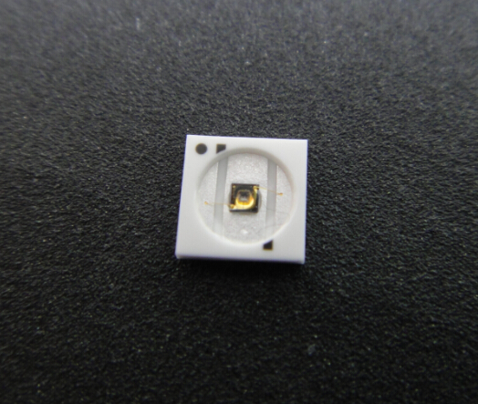 High Radiation Flux 5050 SMD 1w 3w 365nm 385nm 395nm 405nm UV LED Printing
