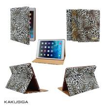 new update style leopard print waterproof diving case for ipad mini/mini 2