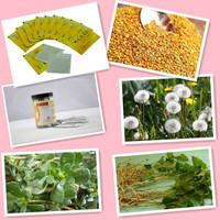 The traditional herb composition health food product for male