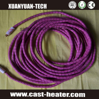 Pre and Post Weld Heat Treatments Ceramic One Line Rope Heater